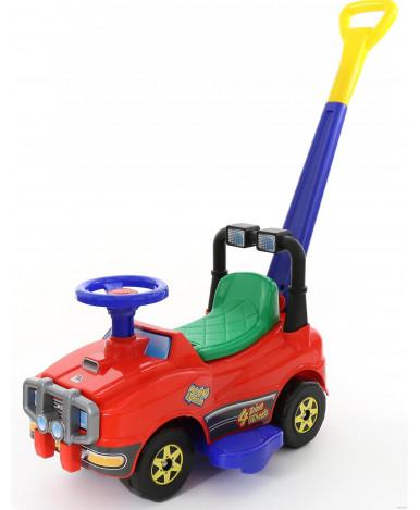 Автомобиль Polesie Джип-каталка с ручкой