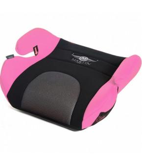 Автокресло Martin noir Yoga Light Pink (22-36кг)