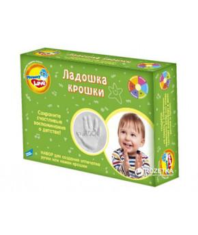 Набор для детского творчества Mommy Love Ладошка крошки