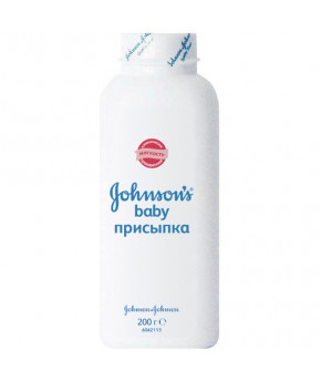 Присыпка Johnson`s Baby детская, 200гр