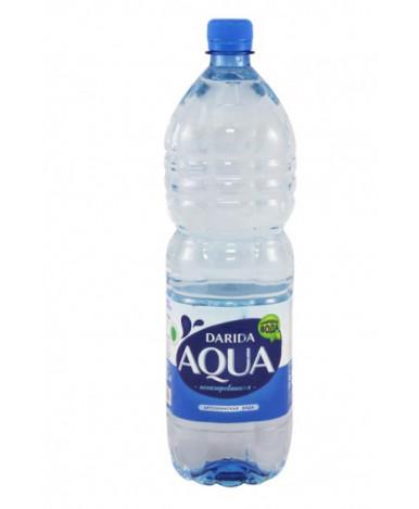 """Вода """"Darida"""" Aqua негазированная, 1,5л"""