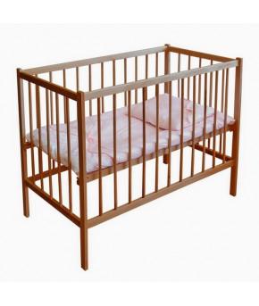 Кровать детская Фея 101, орех