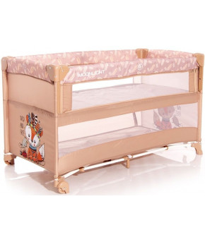 Манеж Lorelli Cot Up and Down Beige Foxy