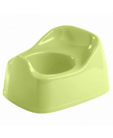 Горшок Пластишка 270x220x150 мм салатовый