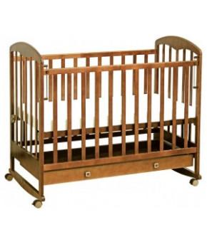 Кровать детская Фея 325, орех