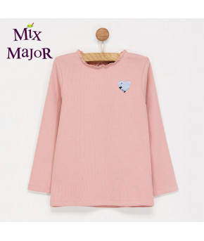 "Кофта ""Sergent Major"" розовый, размер 6 (116)"
