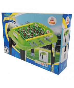 Настольная игра мини-футбол Полесье Champions №4 зелёный (в коробке)