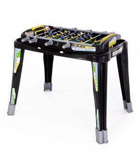 Настольная игра мини-футбол Полесье Champions №5 чёрный (в коробке)