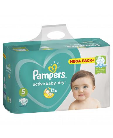 Подгузники Pampers Active Baby 5 (11-16кг) 110шт