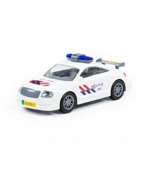 Автомобиль инерционный Полесье Police