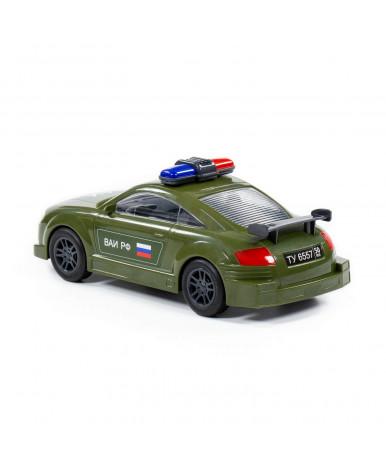 Автомобиль инерционный Полесье Военная автоинспекция