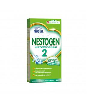 "Смесь ""Nestle"" Nestogen 2 кисломолочная, 350гр"
