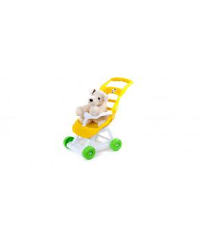Коляска Maya Toys для кукол 147B