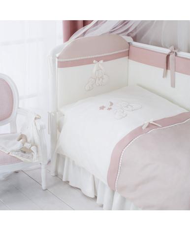 Комплект в кроватку Perina Котята карамель 3пр