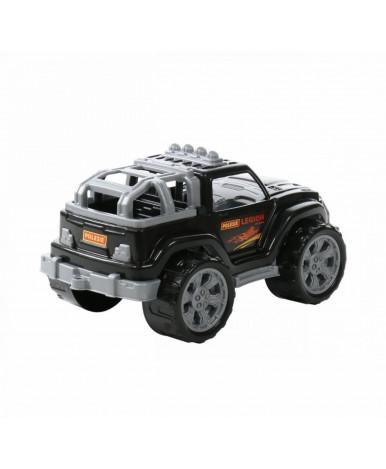 Автомобиль Полесье Легион №2 чёрный