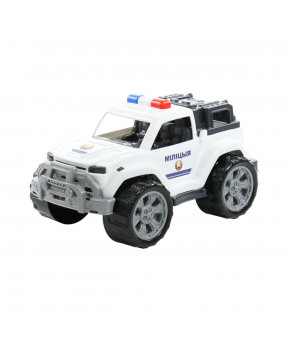 Автомобиль Полесье Легион патрульный №3 РБ