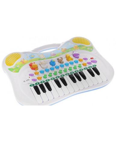 Музыкальное пианино Поющие друзья