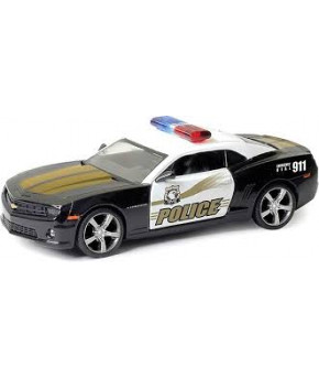 Автомобиль инерционный Chevrolet Camaro полицейская