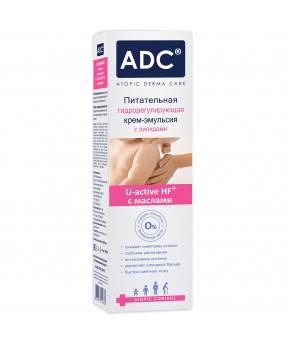 Крем ADC Derma эмульсия питательная гидрорегулирующая 200мл