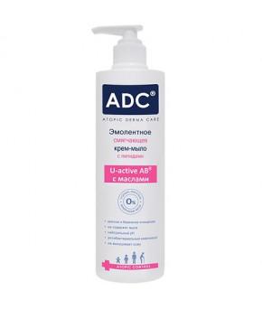 Крем-мыло жидкое ADC эмолентное смягчающее 200мл