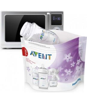 Пакеты Avent для стерилизации, 5шт