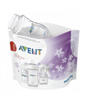 Пакеты Avent для стерилизации молока 5шт