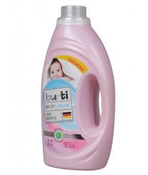 Средство жидкое Burti Baby для стирки детского белья 1,45L