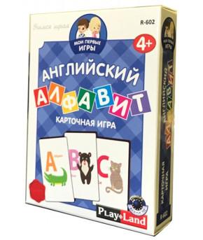 Настольная игра Английский Алфавит