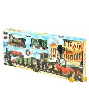 Железная дорога Joy Toy
