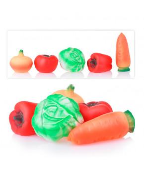 Набор Морковь из Пвх пластизоля