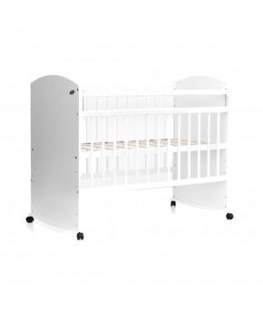 """Кровать детская """"Bambini"""" Elegance 06, белый"""