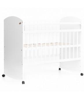 Кровать детская Bambini Elegance 06, белый