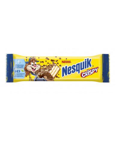 Батончик Nesquik вафельный 22г