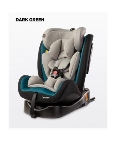 Автокресло Caretero Mokki Isofix Dark Green (9-36кг)