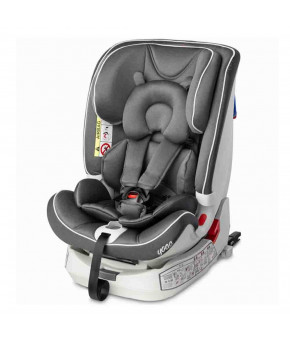 Автокресло Caretero Yoga Isofix Graphite (0-36кг)