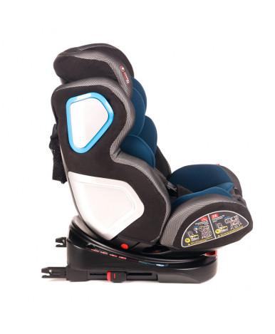 Автокресло Martin noir Balance Isofix Lagoon Blue (0-36кг)