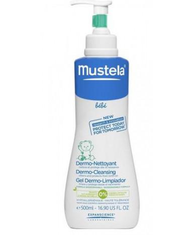 """Гель """"Mustela"""" мягкий для купания, 500мл"""