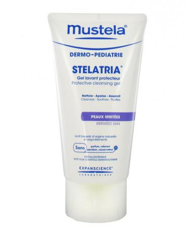 """Гель """"Mustella"""" Стелатрия очищающий защитный, 150мл"""