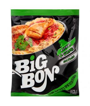 Лапша Big Bon Курица+соус сальса 75г