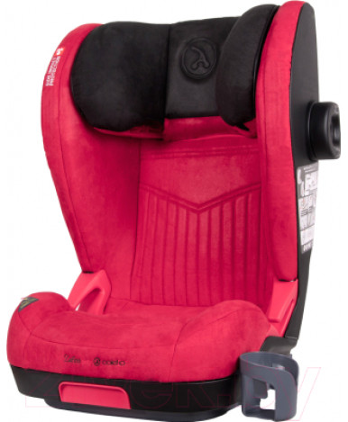 Автокресло Coletto Zafiro Isofix red (15-36кг)