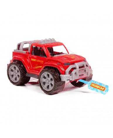 Автомобиль Полесье Легион №2 красный