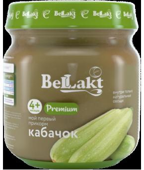 Пюре Беллакт Premium кабачок 80г