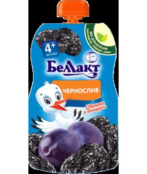 Пюре Беллакт Premium чернослив 90г
