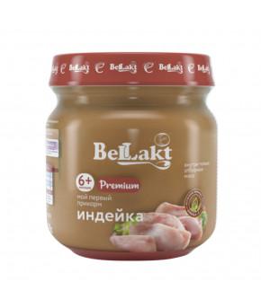 Пюре Беллакт Premium индейка 80г
