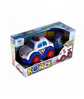 Машинка Joy Toy Полицейская машина
