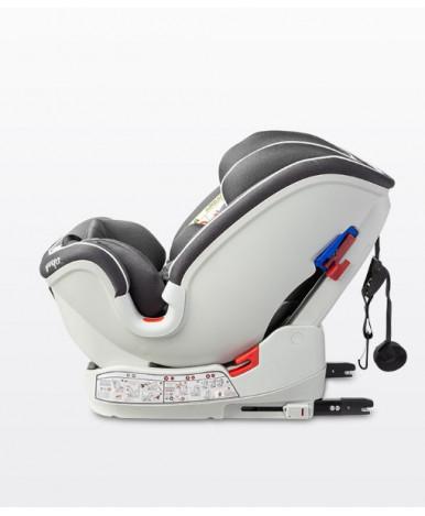 Автокресло Caretero Yoga Isofix Grey (0-36кг)