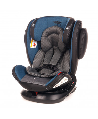 Автокресло Martin Noir Grand Isofix 360 Blue Canyon (0-36кг)