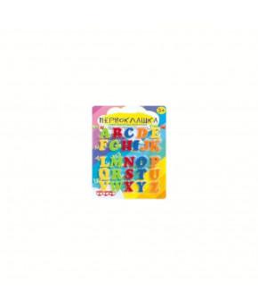Настольная игра Английский алфавит Магнитные символы 26шт