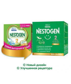 Смесь Nestle Nestogen 1 Premium молочная 1050г