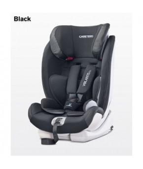 Автокресло Caretero Volante Isofix Black (9-36кг)